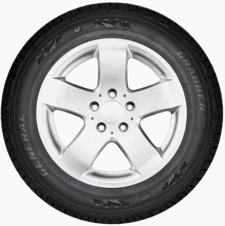 General Tire, Continental, Grabber Arctic, Altimax Arctic 12