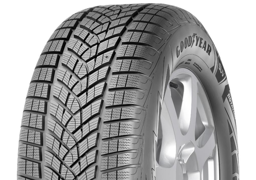 Goodyear UltraGrip Ice SUV Gen1, Goodyear, UltraGrip, Goodyear UltraGrip, Goodyear UltraGrip Ice SUV, зимние шины Goodyear, авдбай, зимние шины минск купить