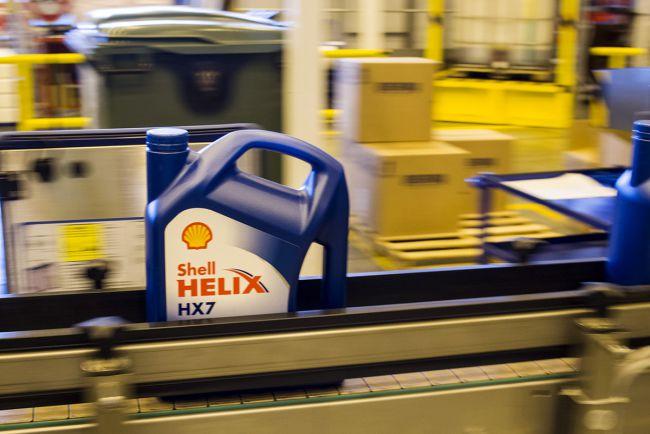 Shell Неlix Ultra, производство Shell Неlix Ultra