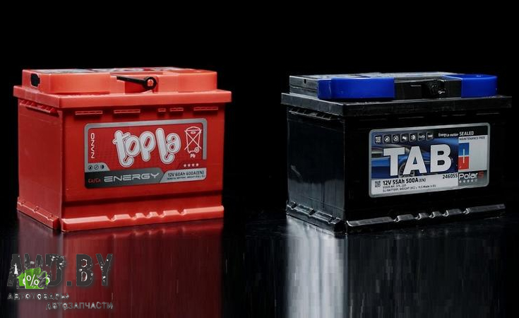 аккумуляторами TAB и Topla, avd, авд, тестирвоание аккумуляторов, автомобильные аккумуляторы TAB и Topla  в минске купить